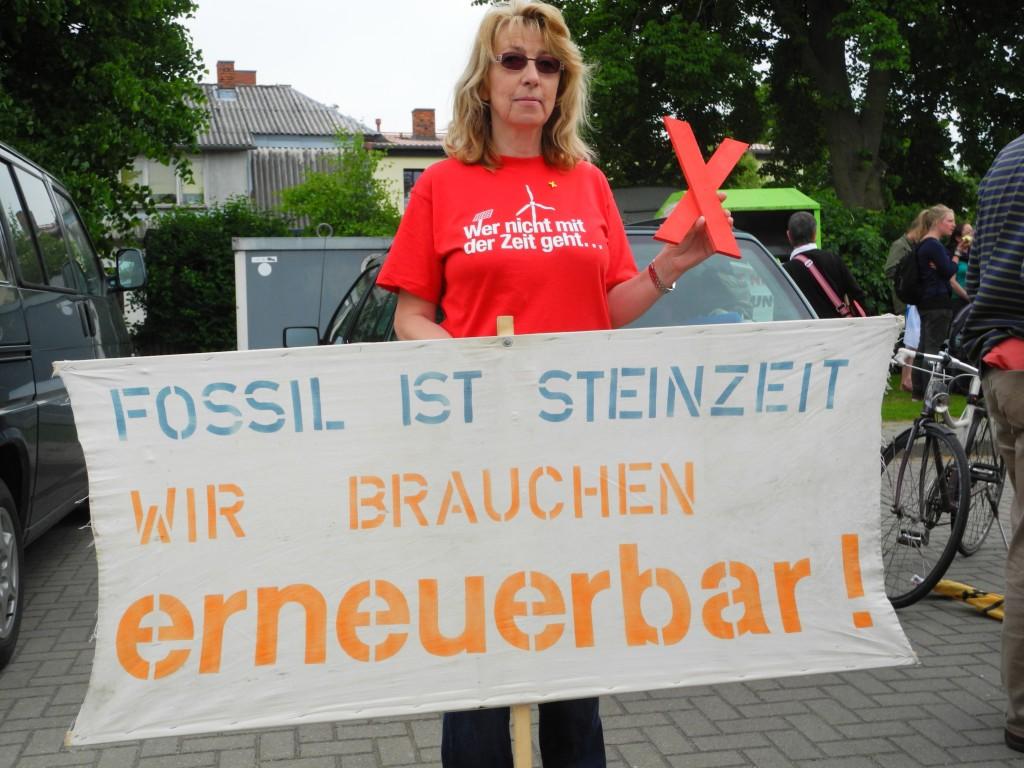 24-05-2014 Bohrstelle Saal Demo Plakat