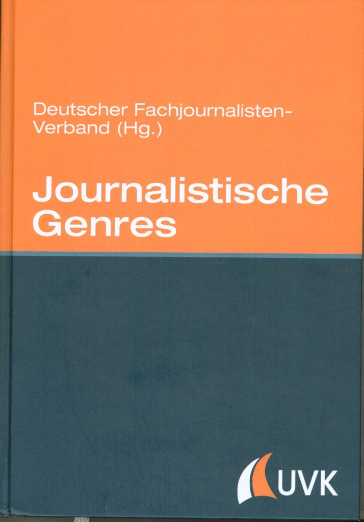 19-06-2016 cover rezi journalistische genres